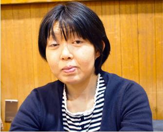水津家のお母さん