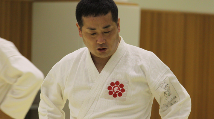 日本拳法白虎会、師範、山本一郎