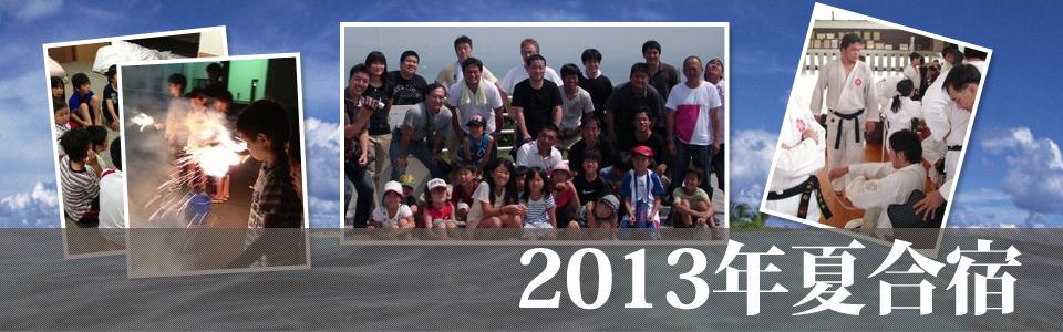 日本拳法白虎会の夏合宿をアップいたしました。
